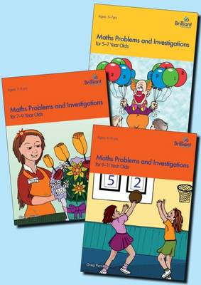 Maths Problems and Investigations (SET) (Paperback)