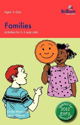 Families - Activities for 3-5 Year Olds (Paperback)