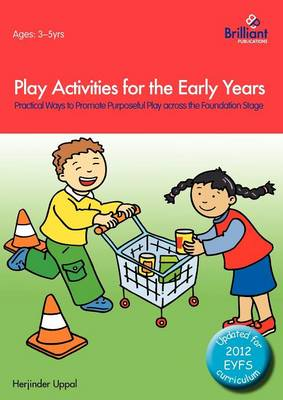Play Activities for the Early Years (Paperback)