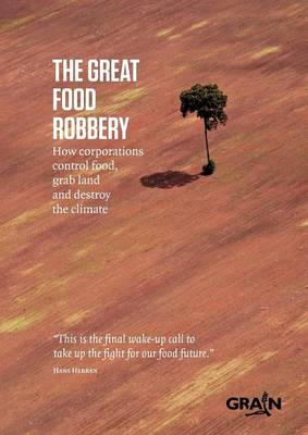 Great Food Robbery (Paperback)