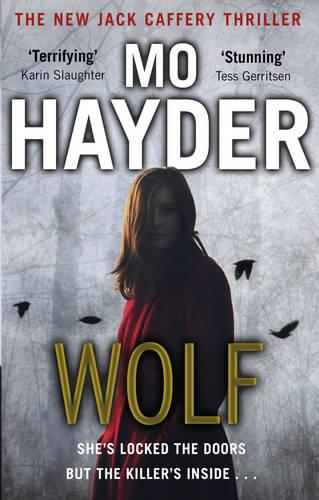 Wolf: Jack Caffery series 7 - Jack Caffery (Paperback)