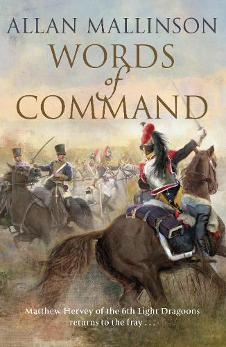 Words of Command: (Matthew Hervey 12) - Matthew Hervey (Paperback)