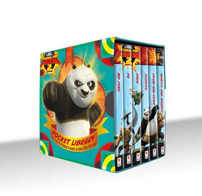 Kung Fu Panda 2: Little Library - Kung Fu Panda 3 (Board book)