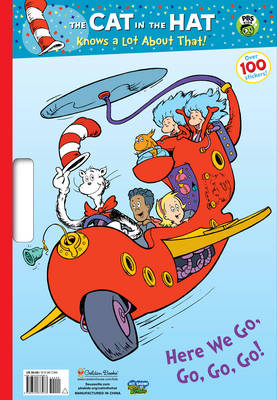 The Cat in the Hat Knows a Lot About That!: Here We Go, Go, Go! (Paperback)