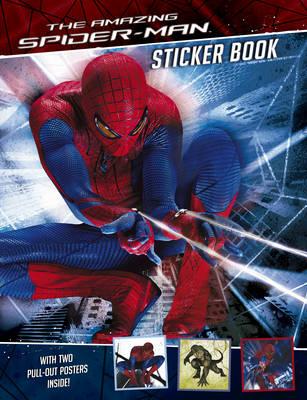 The Amazing Spider-Man: Sticker Book (Paperback)