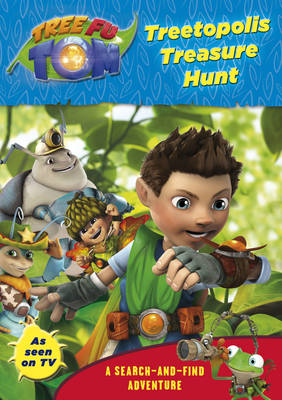 Tree Fu Tom: Treetopolis Treasure Hunt: A Search-and-Find Adventure (Paperback)