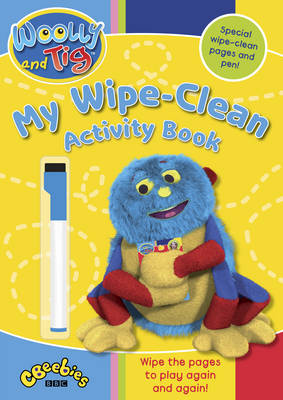 Woolly and Tig: My Wipe-Clean Activity Book (Paperback)