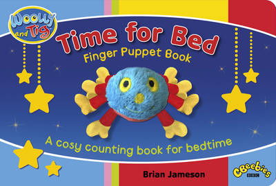 Woolly and Tig: Finger Puppet Book (Hardback)