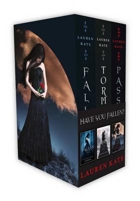 Lauren Kate 3 Book Boxset (Fallen, Torment and Passion)