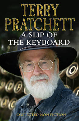 A Slip of the Keyboard, A (Hardback)