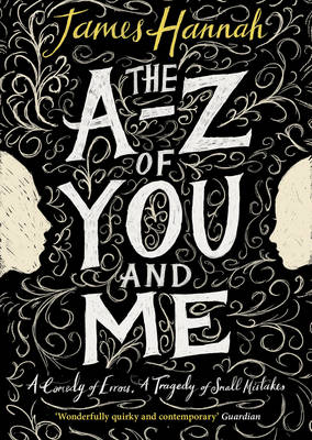 The A to Z of You and Me (Hardback)
