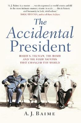 The Accidental President (Hardback)