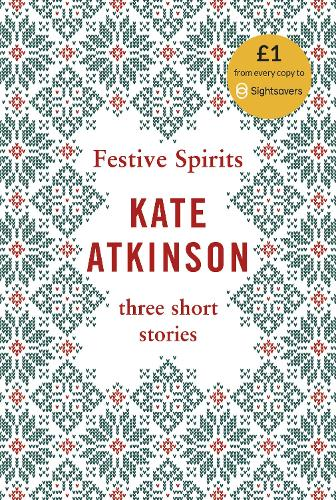 Festive Spirits: Three Christmas Stories (Hardback)