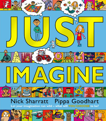Just Imagine (Hardback)