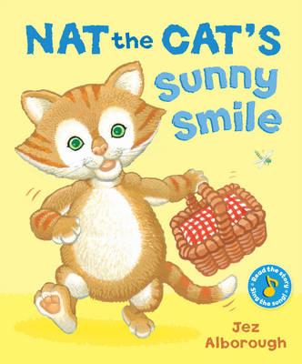 Nat the Cats Sunny Smile (Hardback)