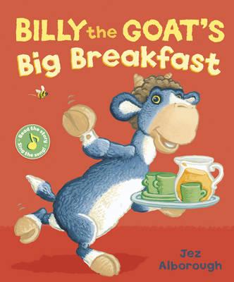 Billy the Goat's Big Breakfast - Nat the Cat (Hardback)