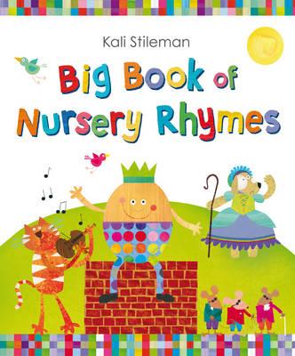 Book Of Nursery Rhymes Hardback