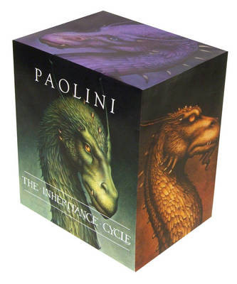 Inheritance Cycle 4 Book Boxed Set - The Inheritance Cycle