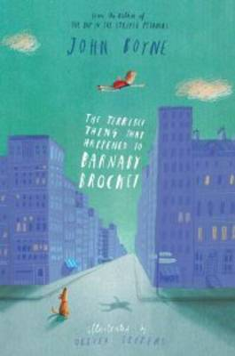 The Terrible Thing That Happened to Barnaby Brocket (Hardback)