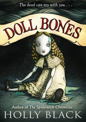 Doll Bones (Hardback)
