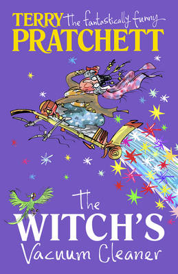 The Witch's Vacuum Cleaner: And Other Stories (Hardback)