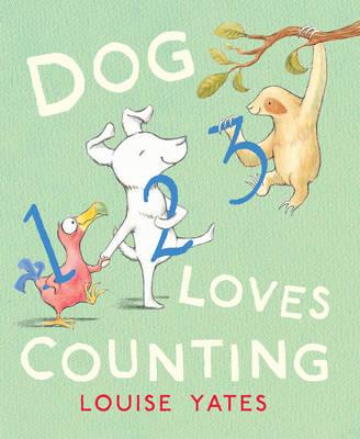 Dog Loves Counting (Hardback)