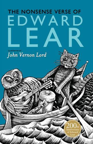 The Nonsense Verse of Edward Lear (Hardback)