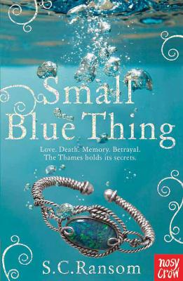 Small Blue Thing - Small Blue Thing Trilogy (Paperback)