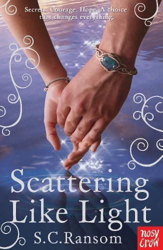 Scattering Like Light - Small Blue Thing Trilogy (Paperback)