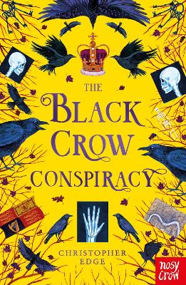 The Black Crow Conspiracy - Twelve Minutes to Midnight Trilogy (Paperback)
