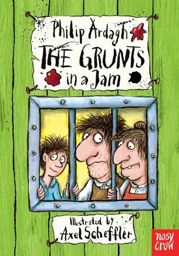 The Grunts in a Jam - The Grunts (Hardback)