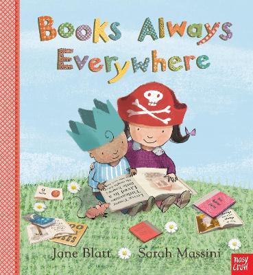 Books Always Everywhere (Paperback)
