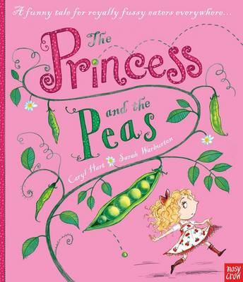 The Princess and the Peas (Hardback)