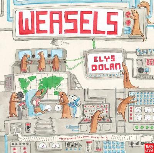 Weasels (Paperback)