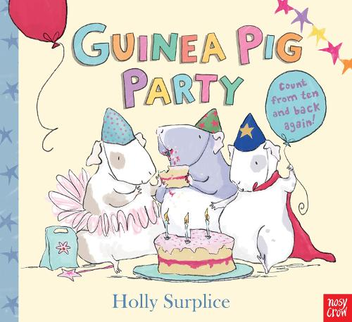 Guinea Pig Party (Board book)