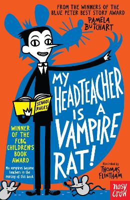 My Headteacher is a Vampire Rat - Baby Aliens (Paperback)