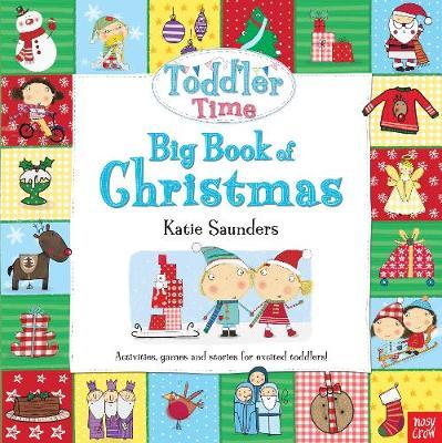 Toddler Time: Big Book of Christmas - Toddler Time (Hardback)