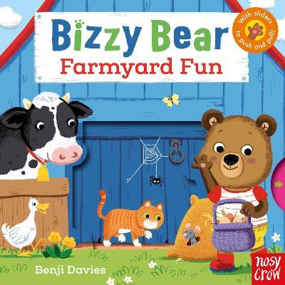 Bizzy Bear: Farmyard Fun - Bizzy Bear (Board book)