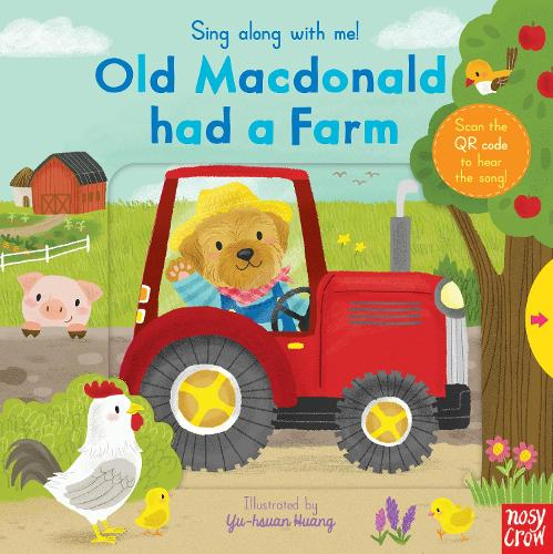 Sing Along With Me! Old Macdonald had a Farm - Sing Along with Me! (Board book)