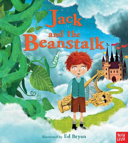 Fairy Tales: Jack and the Beanstalk - Nosy Crow Fairy Tales (Paperback)