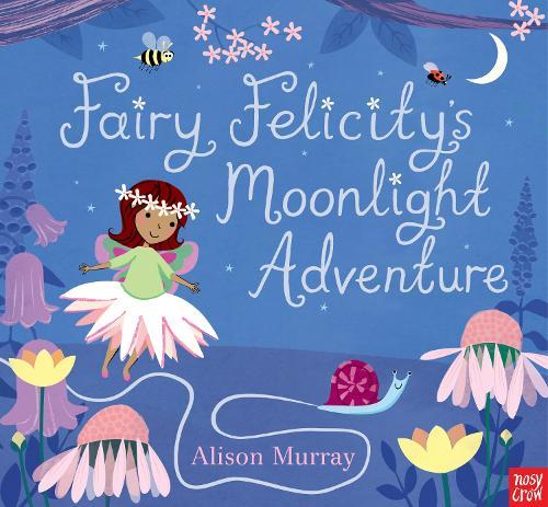Fairy Felicity's Moonlight Adventure - Alison Murray Glitter Books (Hardback)
