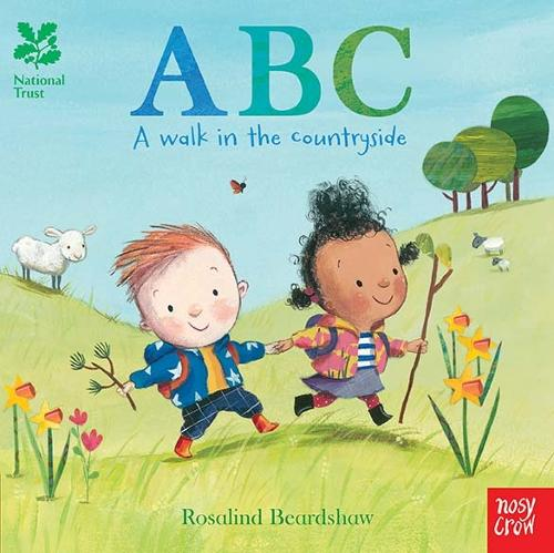 National Trust: ABC, A walk in the countryside - National Trust: A walk in the countryside (Board book)