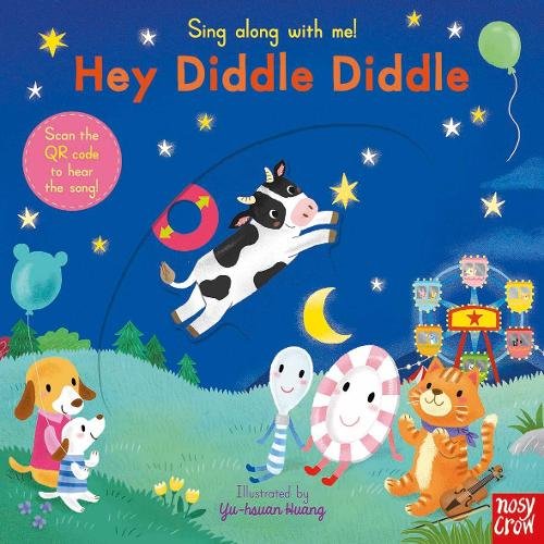 Sing Along With Me! Hey Diddle Diddle - Sing Along with Me! (Board book)