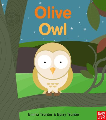 Rounds: Olive Owl - Rounds (Paperback)