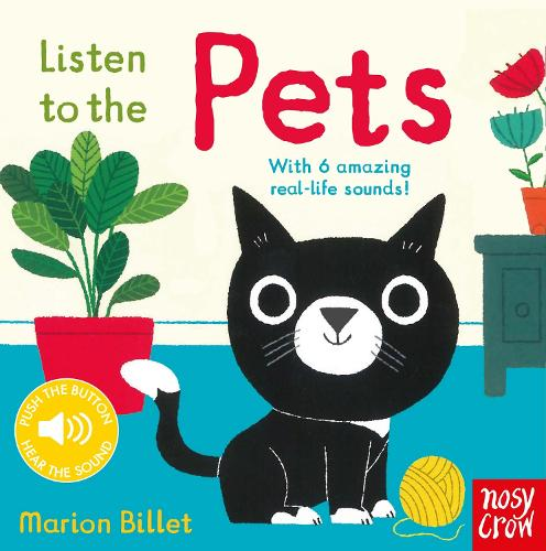 Listen to the Pets - Listen to the... (Board book)