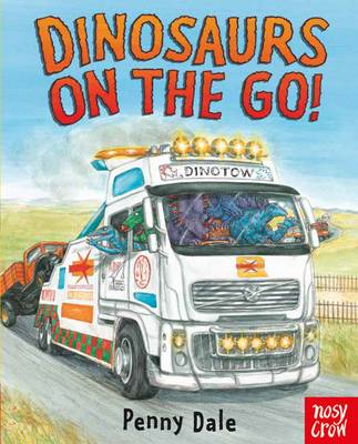 Dinosaurs on the Go! (Book)