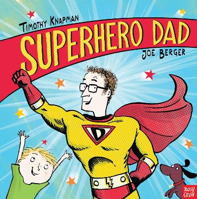 Superhero Dad - Superhero Parents (Board book)