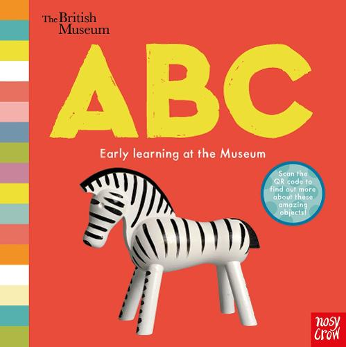 British Museum: ABC - BM First Concepts (Board book)