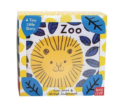 A Tiny Little Story: Zoo - A Tiny Little Story (Rag book)