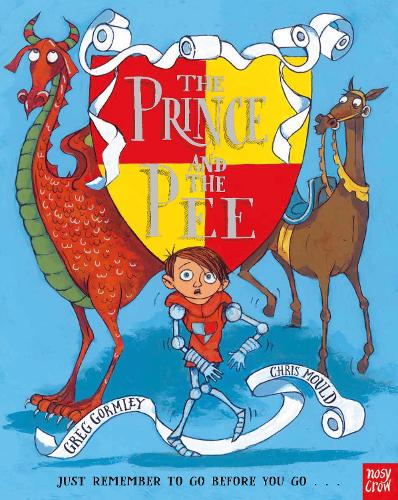The Prince and the Pee (Hardback)